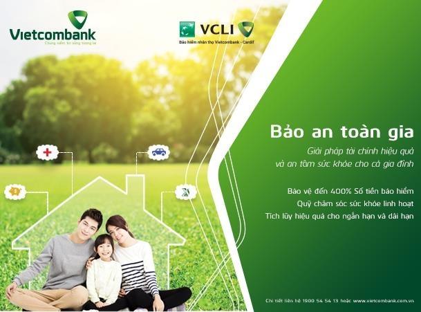 VCLI va Vietcombank phat dong thang bao hiem voi cac uu dai hap dan hinh anh 2
