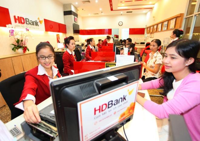HDBank mien phi chi luong tai quay hinh anh 1
