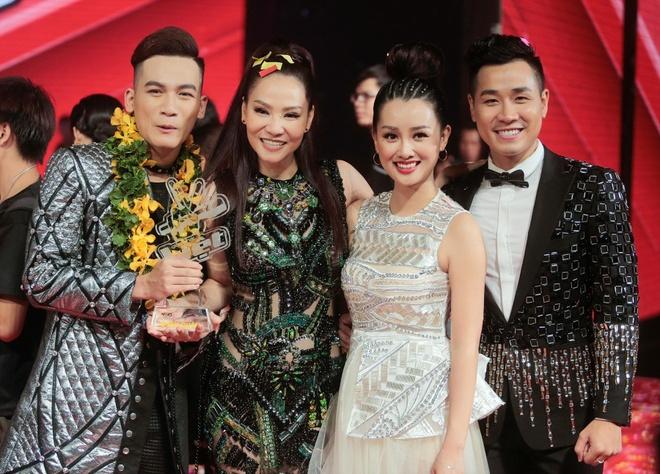 10 gameshow giup MC Nguyen Khang ghi dau an hinh anh 4
