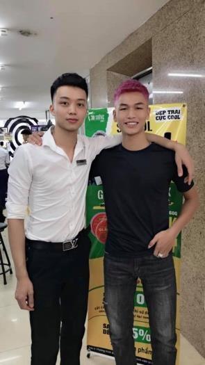 Loat YouTuber nhanh chong 'bat trend' toc moi cua Hong Duy, Van Thanh hinh anh 9