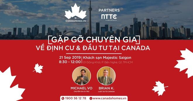 Tìm hiểu cơ hội định cư Canada với luật sư và chuyên gia tại TP.HCM