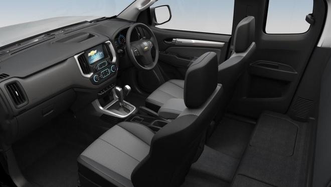 Chevrolet Trailblazer - xe SUV nhieu cong nghe, phu hop cho gia dinh hinh anh 1