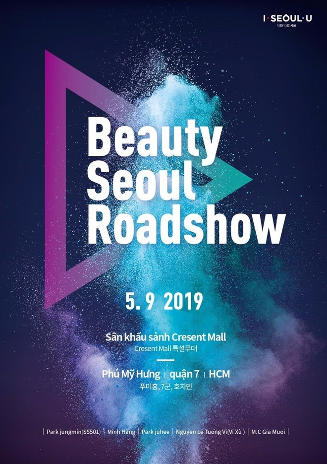 'Beauty Seoul roadshow' - ngay hoi lam dep theo phong cach Han Quoc hinh anh 1