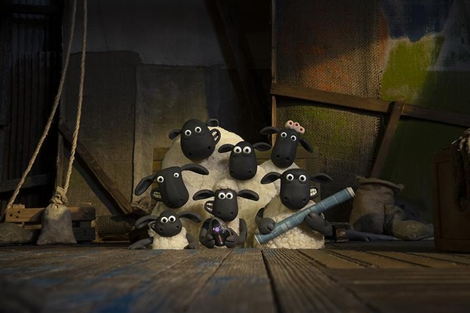 Shaun the Sheep anh 1
