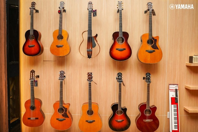 Yamaha Music VN khai truong cua hang dau tien tai AEON Mall Tan Phu hinh anh 3