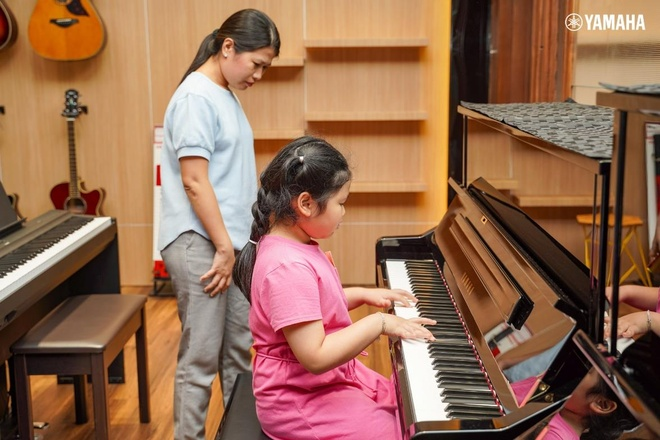 Yamaha Music VN khai truong cua hang dau tien tai AEON Mall Tan Phu hinh anh 4