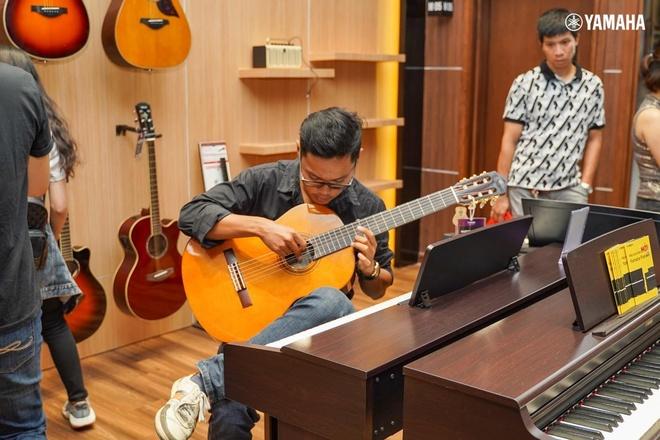 Yamaha Music VN khai truong cua hang dau tien tai AEON Mall Tan Phu hinh anh 5