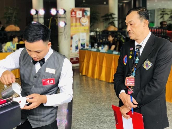 Ca phe Me Trang tai tro 'Hoi thi bartender toan quoc 2019' hinh anh 3