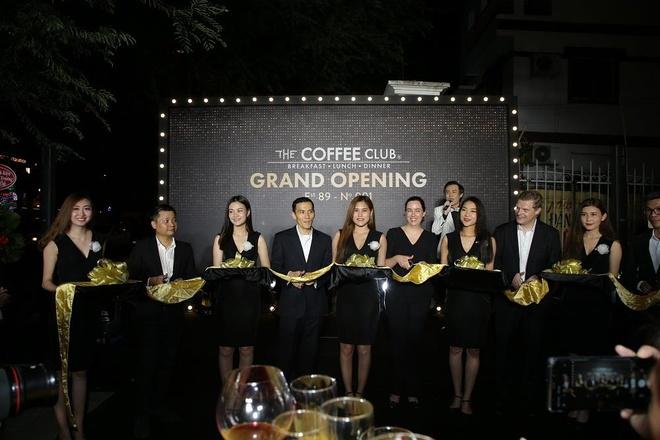 Việt Nam là điểm dừng chân thứ 10 của thương hiệu The Coffee Club