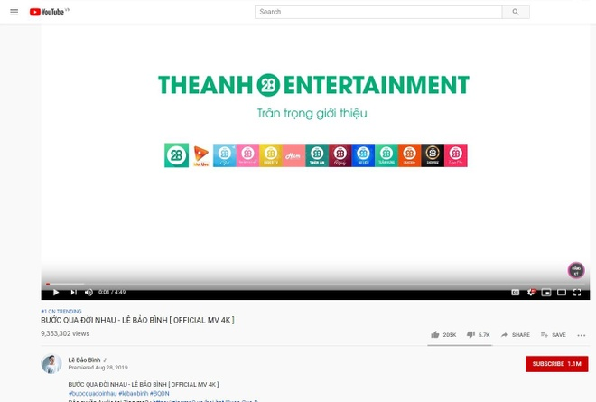 Dieu gi giup cac video cua Theanh28 Entertainment dat top 1 trending? hinh anh 4