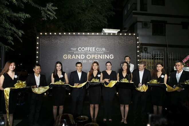 The Coffee Club anh 1