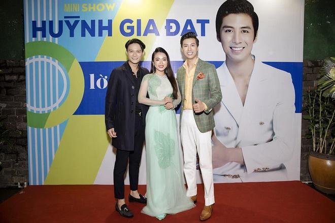 Huynh Gia Dat to chuc minishow dau tien tai TP.HCM hinh anh 1