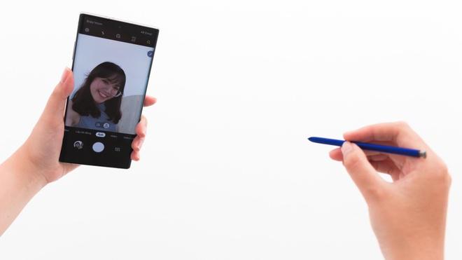 S Pen tren Samsung Galaxy Note ma ban tung biet da rat khac hinh anh 2