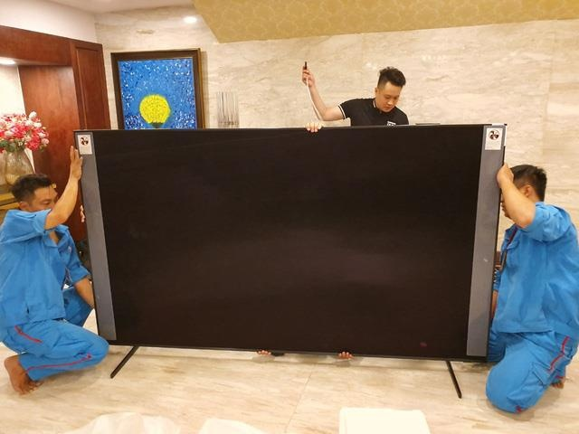 TV QLED 8K lon nhat the gioi cua Samsung chinh thuc mo ban toan quoc hinh anh 2
