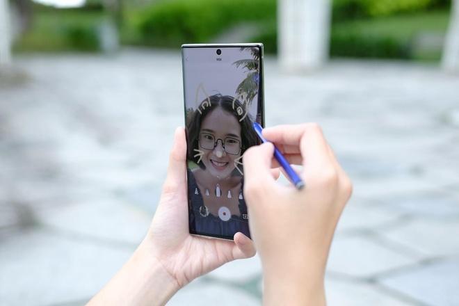 S Pen tren Samsung Galaxy Note ma ban tung biet da rat khac hinh anh 3