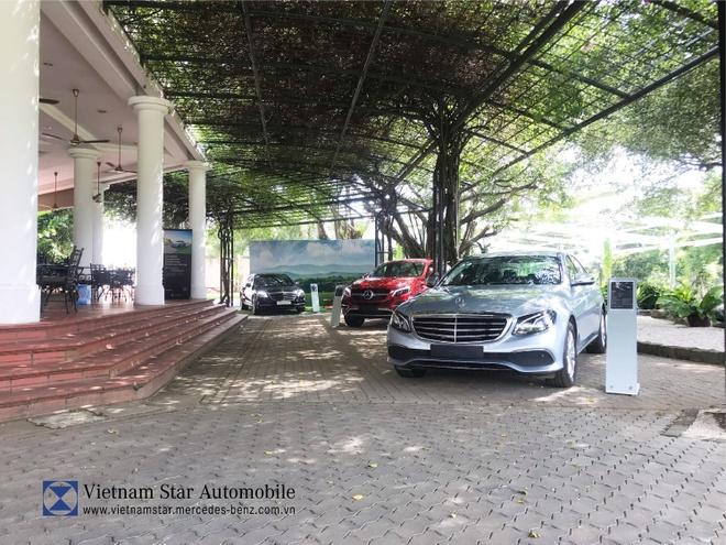 Co hoi trai nghiem Mercedes-Benz cho tin do xe sang tai Binh Duong hinh anh 2