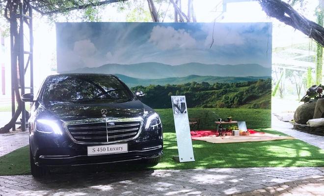 Co hoi trai nghiem Mercedes-Benz cho tin do xe sang tai Binh Duong hinh anh 3