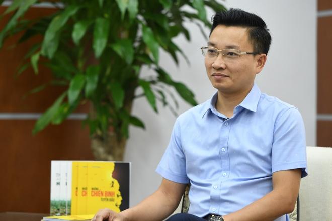 CEO Viettel Post nhan giai giam doc dieu hanh xuat sac tai IBA 2019 hinh anh 1