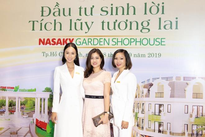 Five Star Eco City chính thức ra mắt shophouse Nasaky Garden