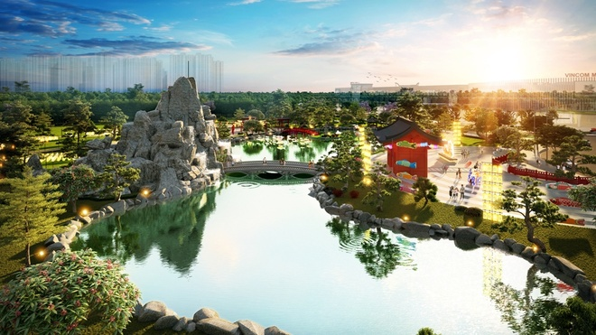 Vuon Nhat Vinhomes Smart City - diem den moi cua nguoi yeu thien nhien hinh anh 4