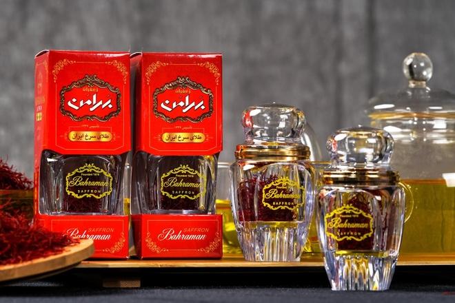 Chuỗi cửa hàng bán lẻ Saffron Bahraman khai trương tại Việt Nam