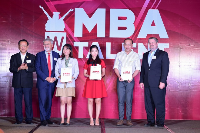 MBA Talent 2019 - noi doanh nghiep tim thay nhan su chat luong hinh anh 1