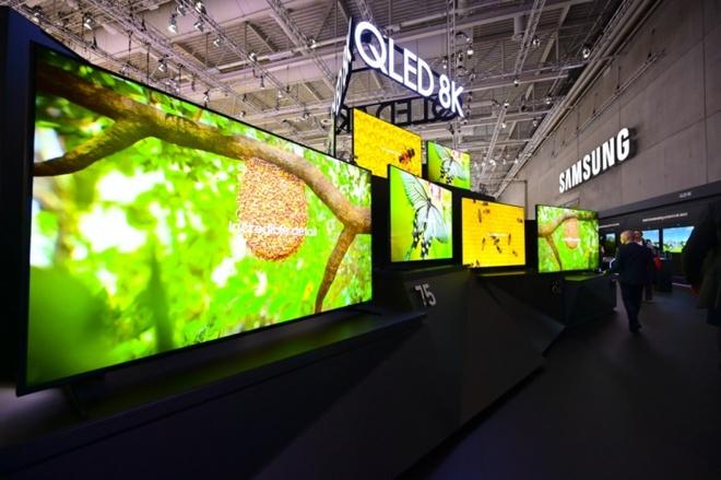 TV Samsung QLED 8K anh 2