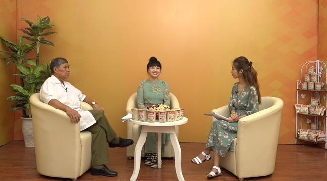 NSND Lan Hương tiết lộ bí quyết hồi phục sức khỏe sau buổi diễn