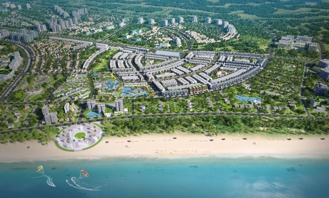 Thị trường BĐS Quy Nhơn đón nhiều dự án lớn, tiêu biểu như Nhơn Hội New City.