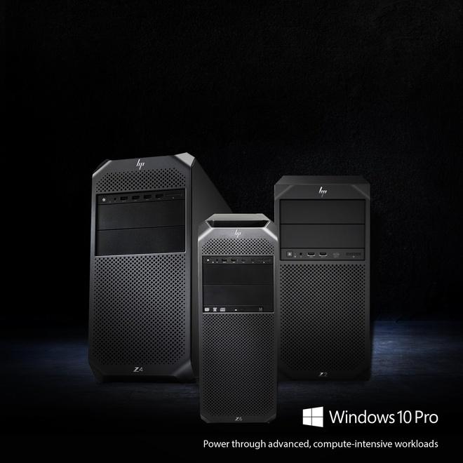 May tinh HP Z Series - giai phap cho doanh nghiep IT, thiet ke hinh anh 1