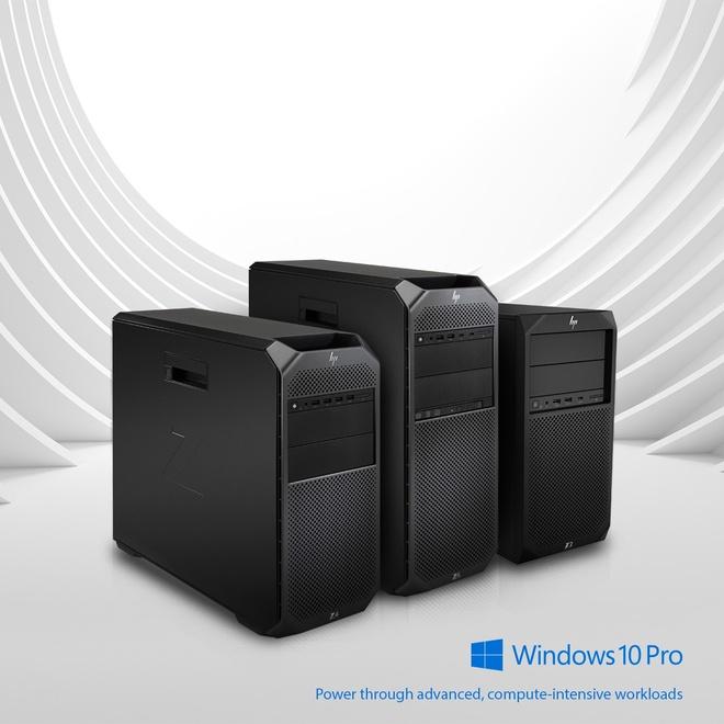 May tinh HP Z Series - giai phap cho doanh nghiep IT, thiet ke hinh anh 2