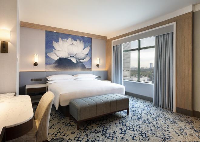 Sheraton Saigon Hotel & Towers anh 1