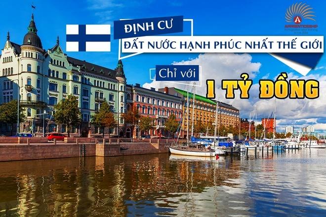 Dinh cu Phan Lan anh 1