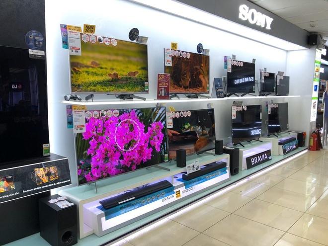 TV OLED Sony 55 inch co gi dac sac de hap dan khach Viet? hinh anh 1