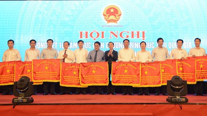 EVN hoan thanh xay dung dien nong thon moi giai doan 2011-2020 hinh anh 2