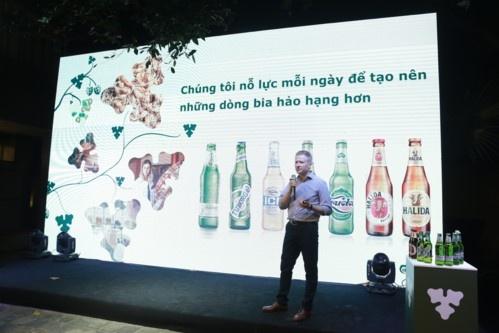 Carlsberg sử dụng công nghệ nắp chai mới giữ vị ngon cho bia