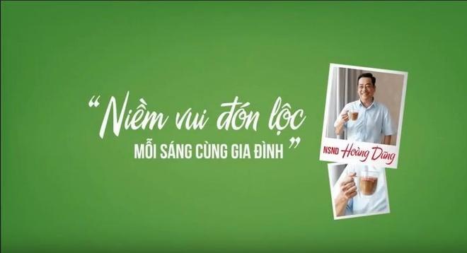 Video - NSND Hoang Dung: Niem vui don loc moi sang cung gia dinh hinh anh
