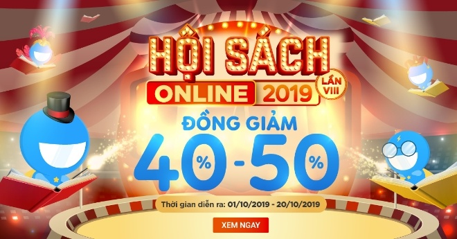 Co hoi nhan qua tang len den 4 ty dong tai Hoi sach online Tiki hinh anh 6