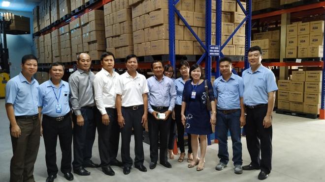 HDPharma tiep don dai bieu Bo Y te Campuchia va Karuna Pharma hinh anh 7