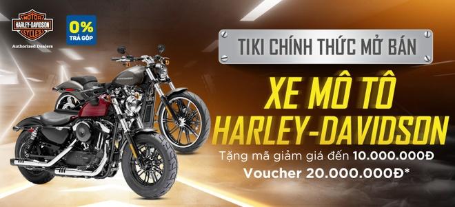 Harley-Davidson co gi khac biet so voi xe cung phan khuc? hinh anh 6
