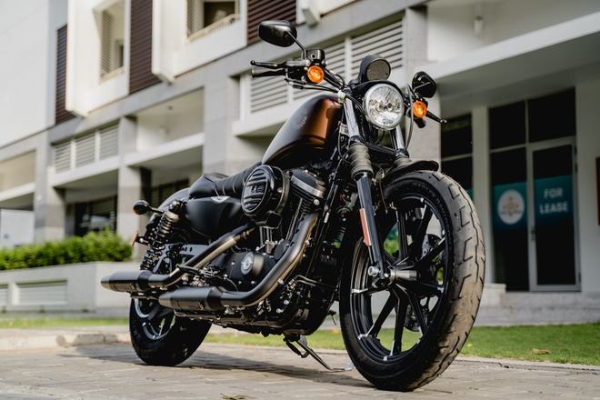 Harley-Davidson co gi khac biet so voi xe cung phan khuc? hinh anh 1