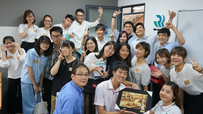 Không ngại thử thách, nhiều bạn trẻ lựa chọn du học Nhật Bản