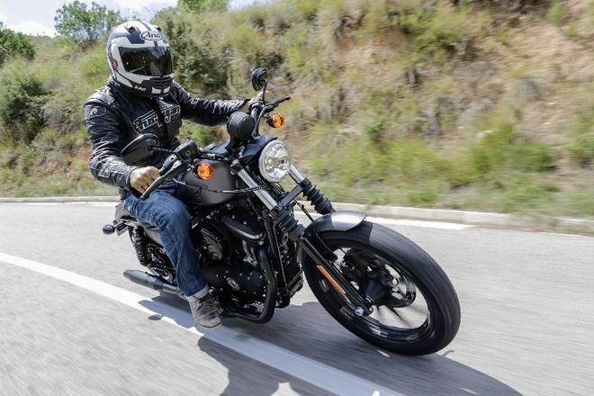 Harley-Davidson co gi khac biet so voi xe cung phan khuc? hinh anh 2