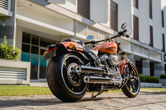 Harley-Davidson co gi khac biet so voi xe cung phan khuc? hinh anh 3
