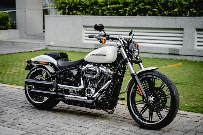Harley-Davidson co gi khac biet so voi xe cung phan khuc? hinh anh 4