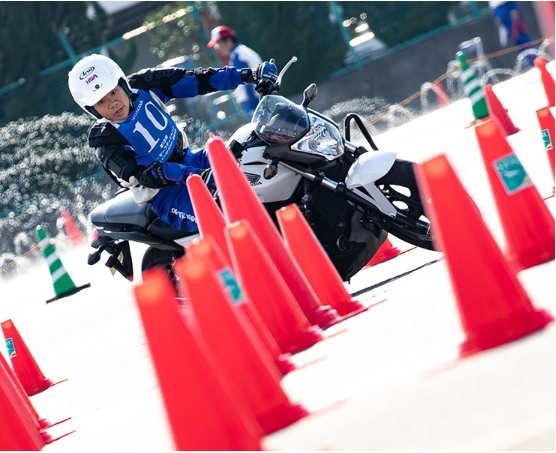 Honda Viet Nam gianh chien thang cuoc thi lai xe an toan tai Nhat Ban hinh anh 2