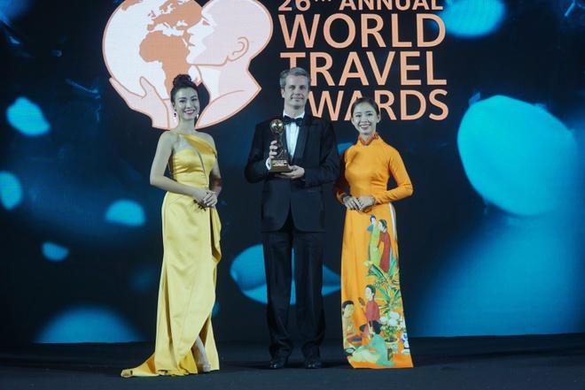 He thong nghi duong cua FLC gianh cu dup tai World Travel Awards 2019 hinh anh 1