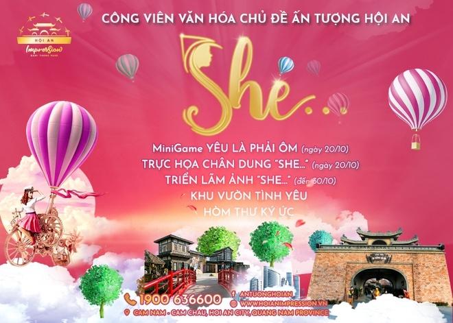 cong vien An tuong Hoi An anh 2