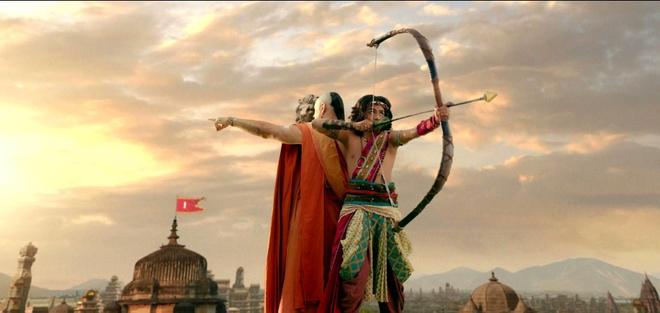 'Vị vua huyền thoại' - bom tấn sử thi đến từ Bollywood