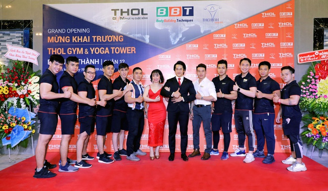 Thol Gym Center khai trương chi nhánh thứ 2 tại TP.HCM